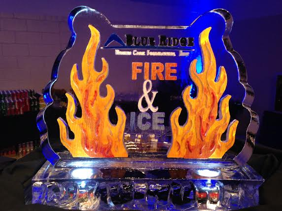 fire and ice artisan ice sculptures. Black Bedroom Furniture Sets. Home Design Ideas